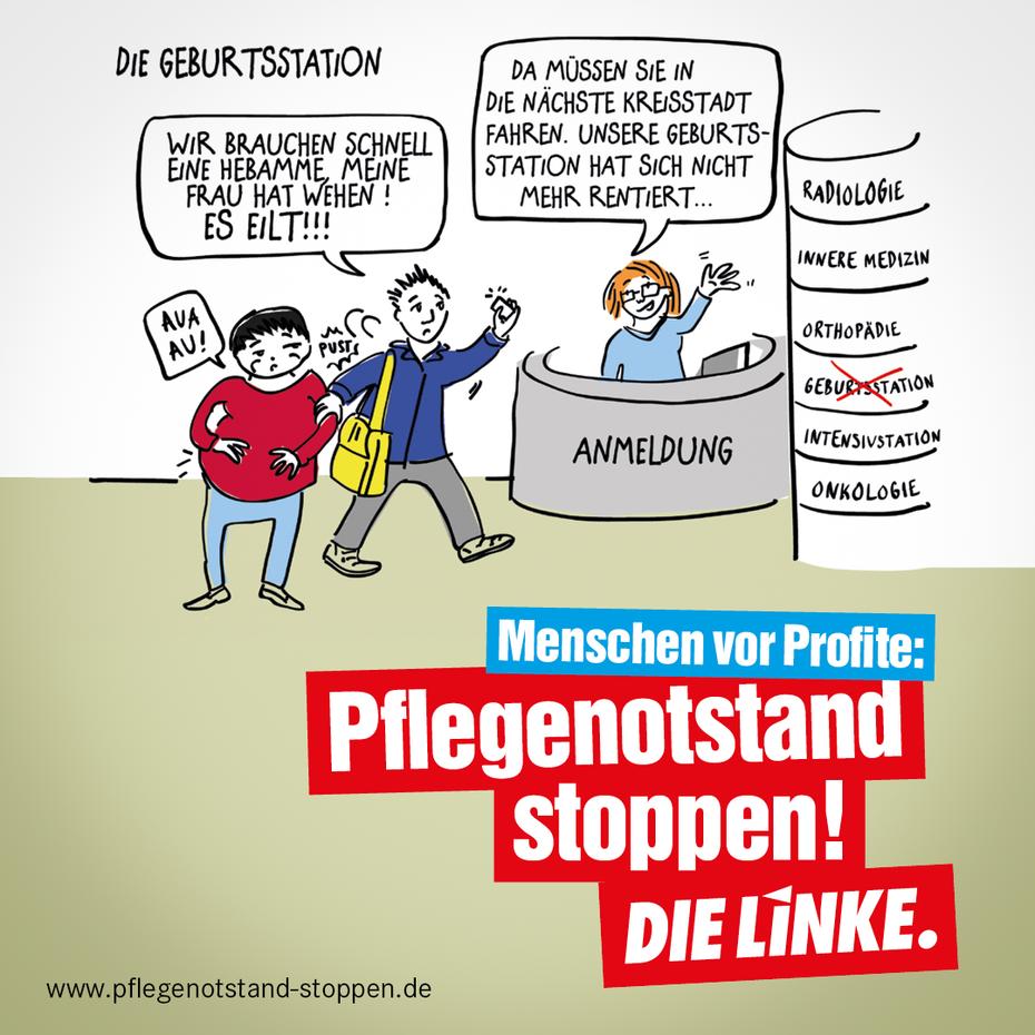 Aktuelles: DIE LINKE. LV Baden-Württemberg